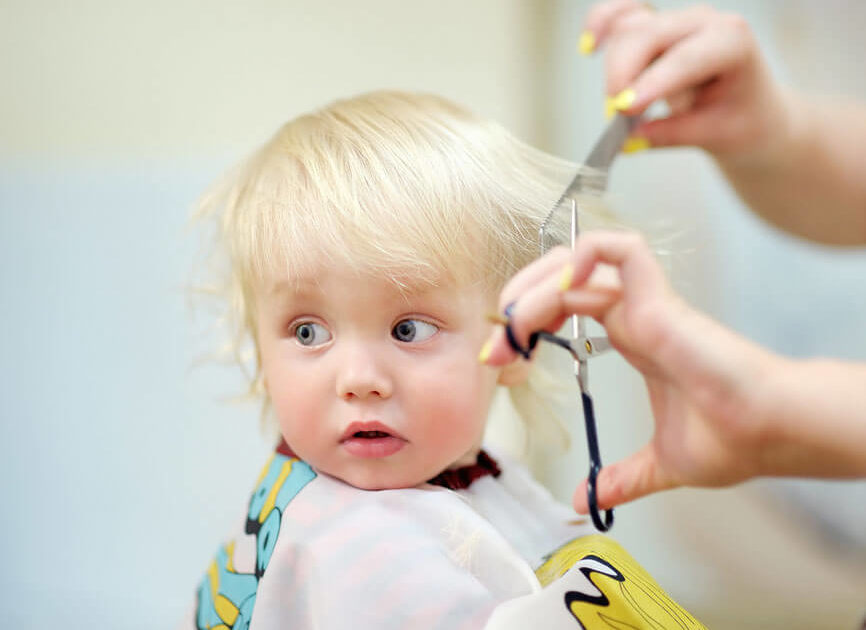 Children's Hairdressing at Browns Hairdressing